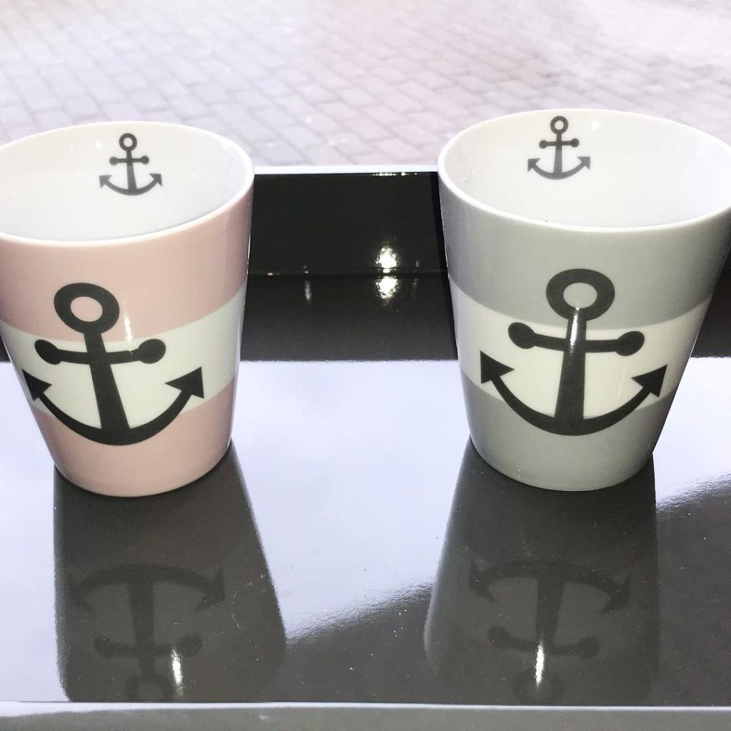 Ankerliebe auf Happy Mugs