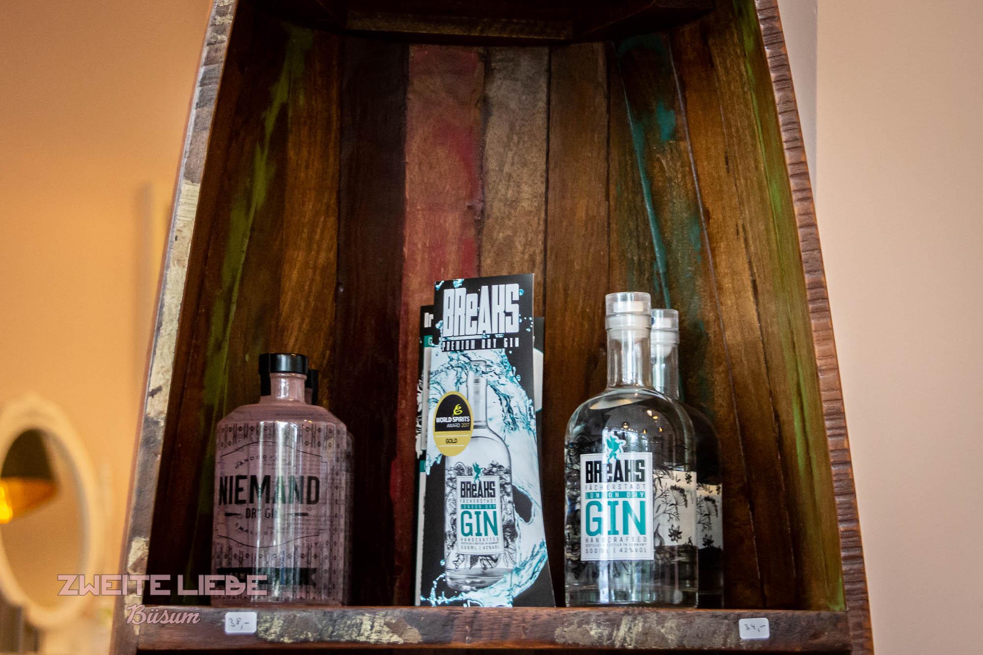 Der Gin unseres Lebens
