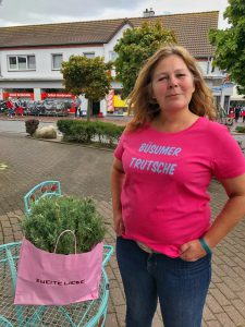 Hamburgerin verliebt in Büsum