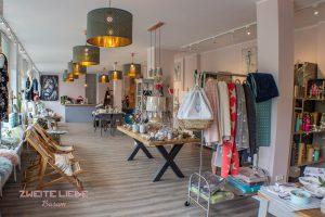 Modernes Einkaufen in Büsum